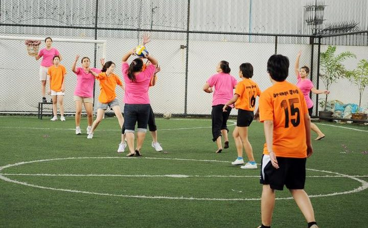 """WICE Freight holds Share and Care Society """"Sport Day"""""""